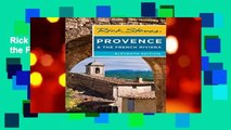 Rick Steves Provence   the French Riviera Complete