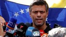 Venezuela: Leopoldo Lopéz sfida Maduro