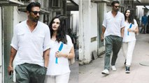 Arjun Rampal Spotted With Pregnant Girlfriend Gabriella: Check Out Here   FilmiBeat