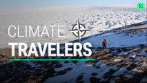 Viajeros climáticos: el deshielo de los glaciares de Groenlandia