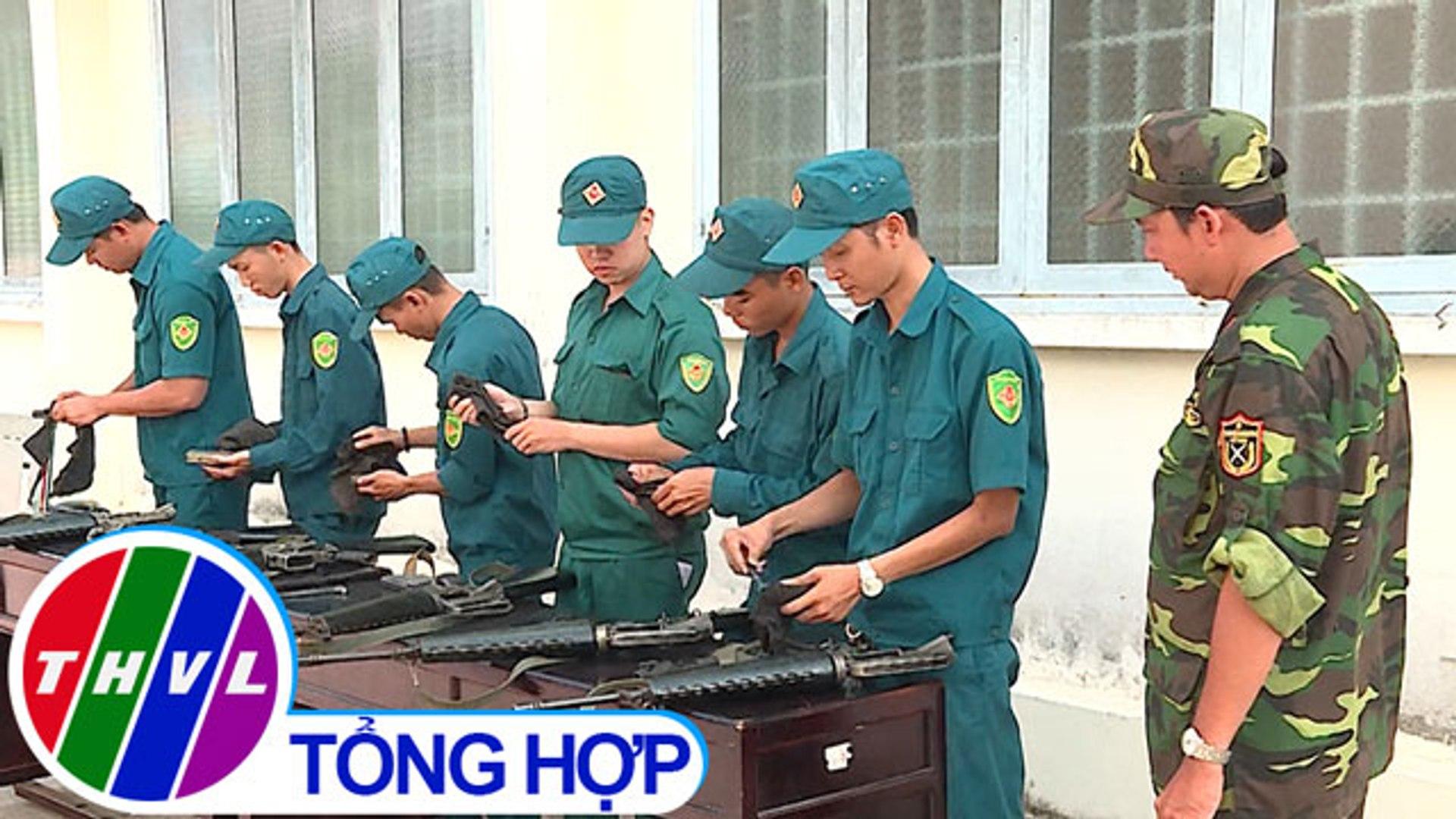 THVL | Quốc phòng toàn dân: Lực lượng vũ trang thực hiện an toàn vệ sinh lao động