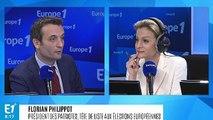 """Florian Philippot sur la polémique de la Pitié-Salpêtrière : """"On n'a plus un ministre de l'Intérieur mais un menteur de l'Intérieur"""""""
