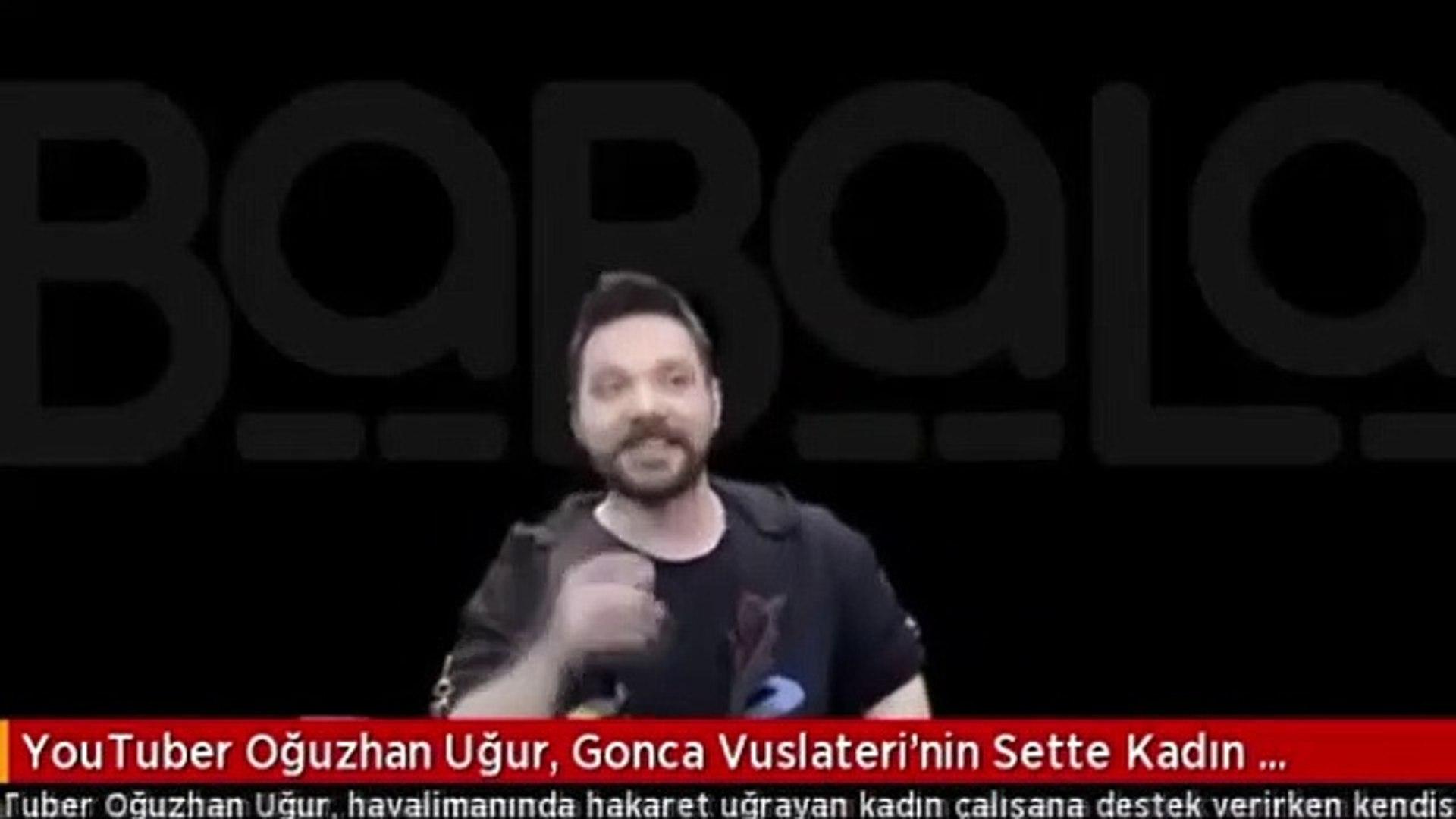 Oğuzhan Uğur, Gonca Vuslateri'nin sette kadın çalışanı nasıl ağlattığını ifşa etti
