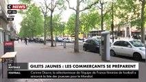 """Gilets jaunes : Un commerçant des Champs-Elysées confie avoir """"peur"""" à la veille d'une nouvelle mobilisation - Regardez"""