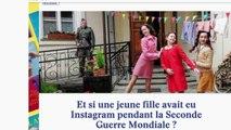Un compte Instagram pour se souvenir de la Seconde Guerre mondiale