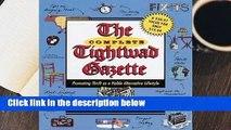 R.E.A.D The Complete Tightwad  Gazette D.O.W.N.L.O.A.D