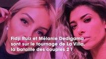 Fidji Ruiz (La Villa) : elle tacle violemment Mélanie Dedigama !