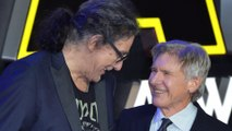 Harrison Ford and George Lucas pay tribute to 'Star Wars' legend Peter Mayhew