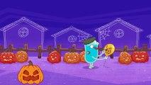 Hydro and Fluid - Halloween Horror | New eps | Kids TV Shows |   cartns