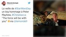 Mort de Peter Mayhew, le Chewbacca de «Star Wars», à l'âge de 74 ans