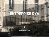 Ferronnerie dans le Val-d'Oise - Entreprise Dya.