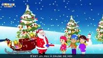 La légende de Saint Nicolas - Ils étaient trois petits enfants - Chansons de Noël  pour enfants