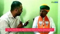 Lok Sabha Polls 2019: Brothers face-off as battle for Bikaner heats up