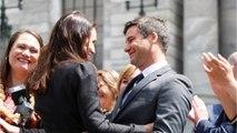 New Zealand PM Jacinda Ardern Gets Engaged