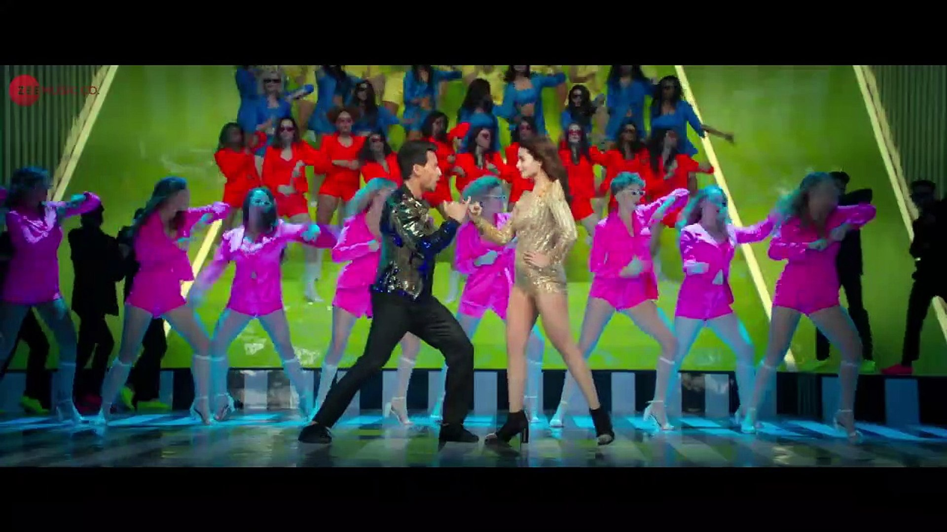 Hook Up Song -  Student Of The Year 2 _ Tiger Shroff & Alia _ Vishal and Shekhar _Neha Kakkar_Ku