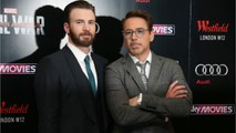 Chris Evans Shares Favorite Moments With Robert Downey Jr.