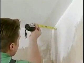 Préparer la pose d'un voile de verre - Cours de bricolage