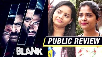 Blank Public Review | Sunny Deol, Karan Kapadia, Akshay Kumar