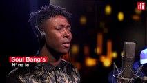 """Soul Bang's interprète """"N'na Lé"""" en live"""