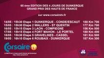 BA : En direct, la 65 éme édition des 4 jours de Dunkerque - Grand Prix des Hauts de France