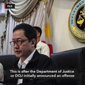Legal questions on the arrest of 'Bikoy' video sharer