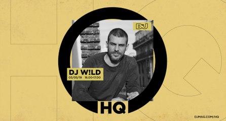 DJ W!LD live from DJ Mag