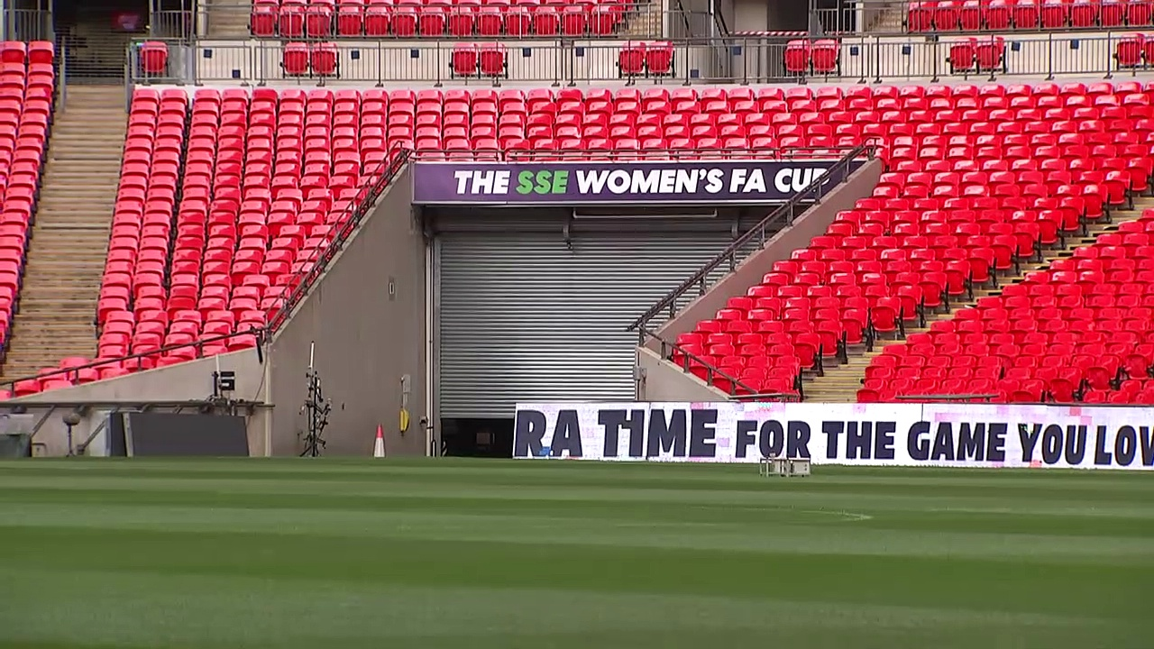 Record attendance expected for Women's FA Cup final