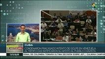 Finaliza Encuentro Internacional de Líderes Sindicales en La Habana