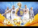 Golden State Warriors 2015 NBA Champions Mix