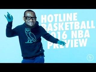 Hotline Bling x NBA (Hotline Basketball) - Drake