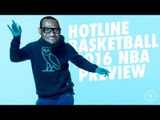 Hotline Bling x NBA (Hotline Basketball) - Drake