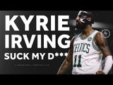 Kyrie Irving - SUCK MY D*** (Celtics Mix 2017-18 Highlights) ᴴᴰ Plain Jane - A$AP Ferg