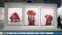 """Zoom sur la culture roumaine avec l'exposition """"Persona"""""""