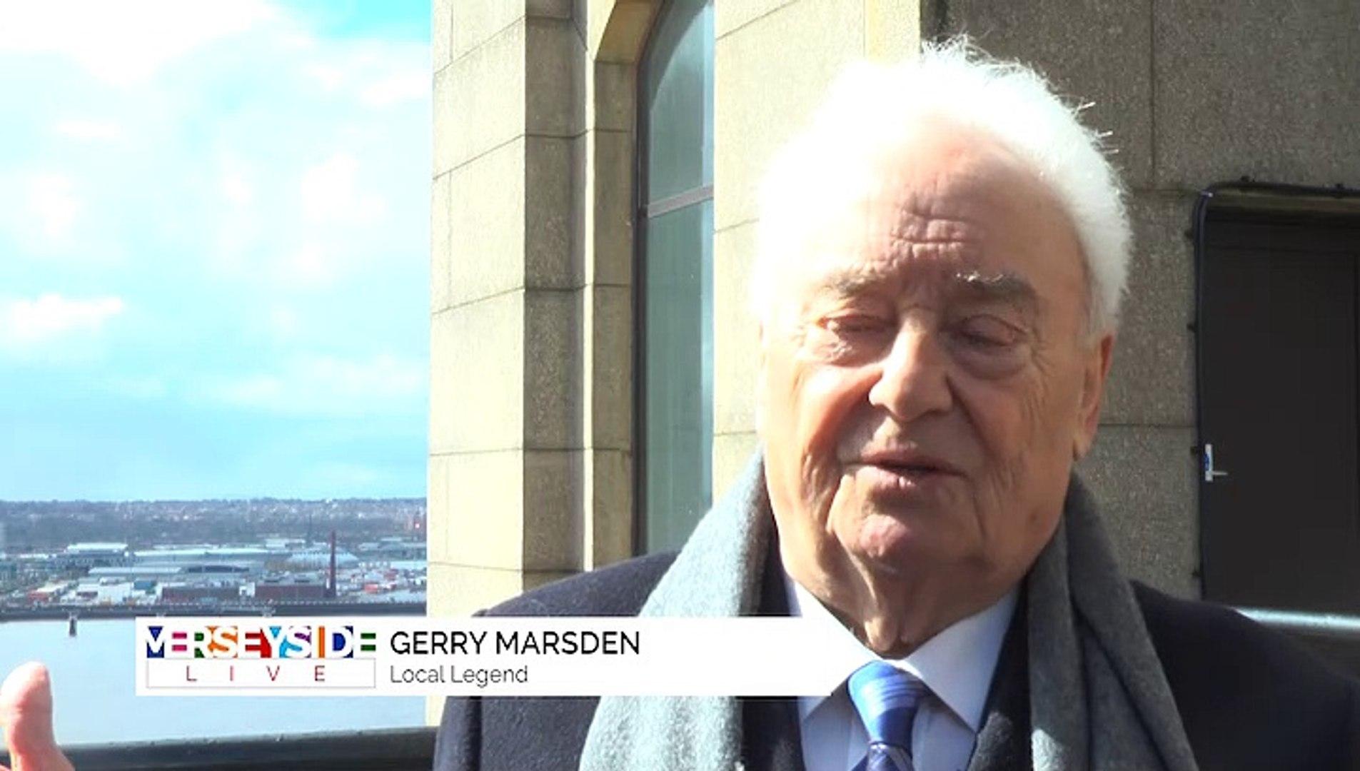 Local Legend - Gerry Marsden!