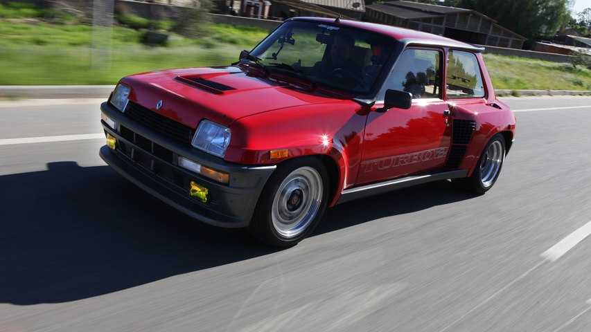 1985 Renault R5 Turbo2
