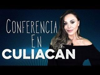 Conferencia en Culiacán 18 de enero de 2019