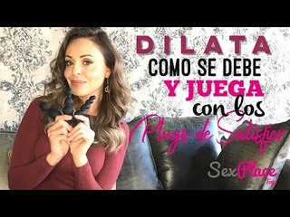 Dilata y juega con los Plugs de Satisfyer