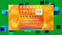 [MOST WISHED]  A New Earth: Awakening to Your Life's Purpose by Eckhart Tolle