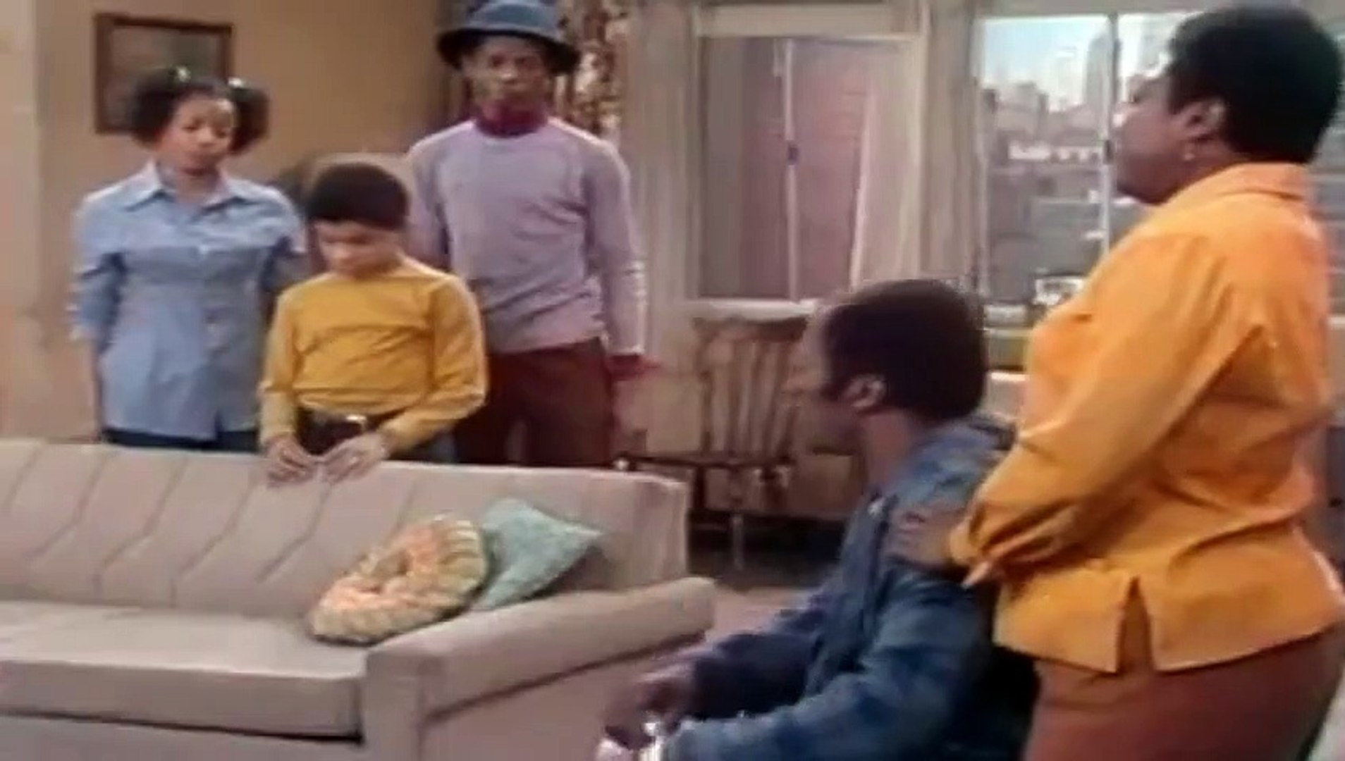 Good Times  S 01 E 06  Sex and the Evans Family
