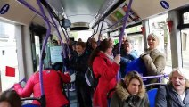 Découvrez l'Auvergne: Auditeurs de France Bleu Pays d'Auvergne à Moulins