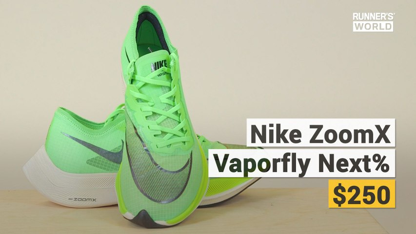 Review: Nike ZoomX Vaporfly Next%