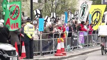 Anti-nuclear activist breaches Westminster Abbey security at Nuclear deterrent service