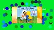 Duck & Goose: Goose Needs a Hug Complete