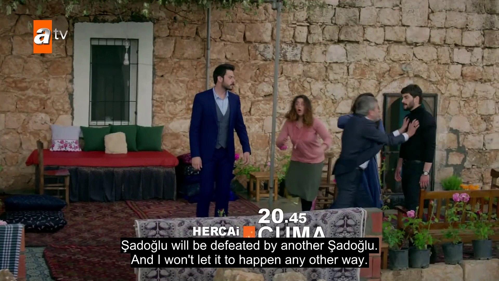 Hercai 9. Trailer 1 (English subtitles)