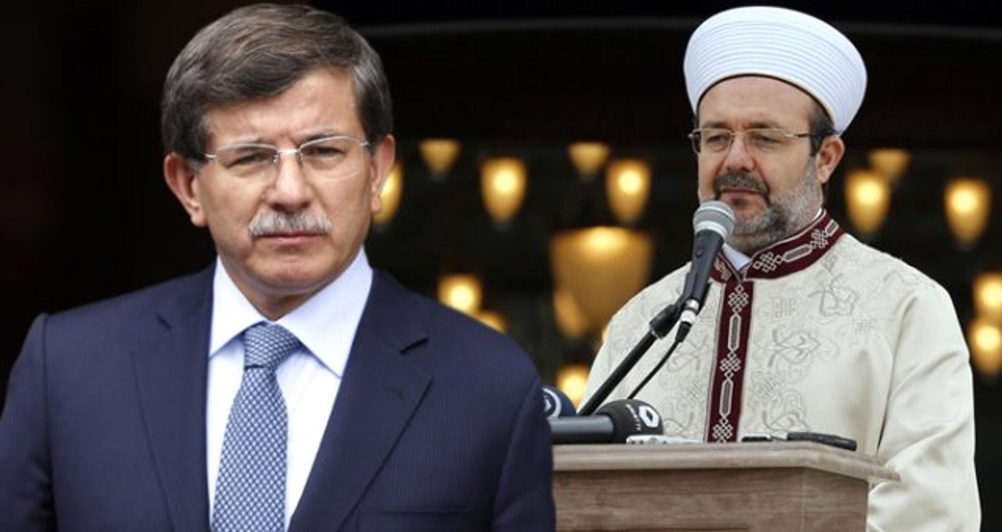 Davutoğlu'nun Kuracağı Yeni Partide Yer Aldığı Konuşulan Eski Diyanet Başkanı'ndan Açıklam