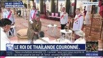 Thaïlande: Rama X couronné roi à 66 ans