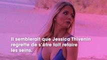 """Jessica Thivenin : elle regrette d'avoir fait sa poitrine """"trop grosse"""", elle s'exprime"""