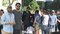 Prabhas Unhappy With A Portion In Saaho,Asks Sujeeth To Re-Shoot    Filmibeat Telugu