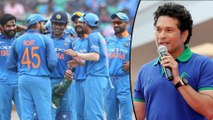 ICC Cricket World Cup 2019 : Sachin Tendulkar Believes World Cup Pitches Will Be Batting Friendly