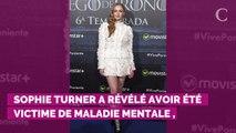 Sophie Turner (Game of Thrones) révèle avoir été victime de pressions pour perdre du poids de la part des studios.